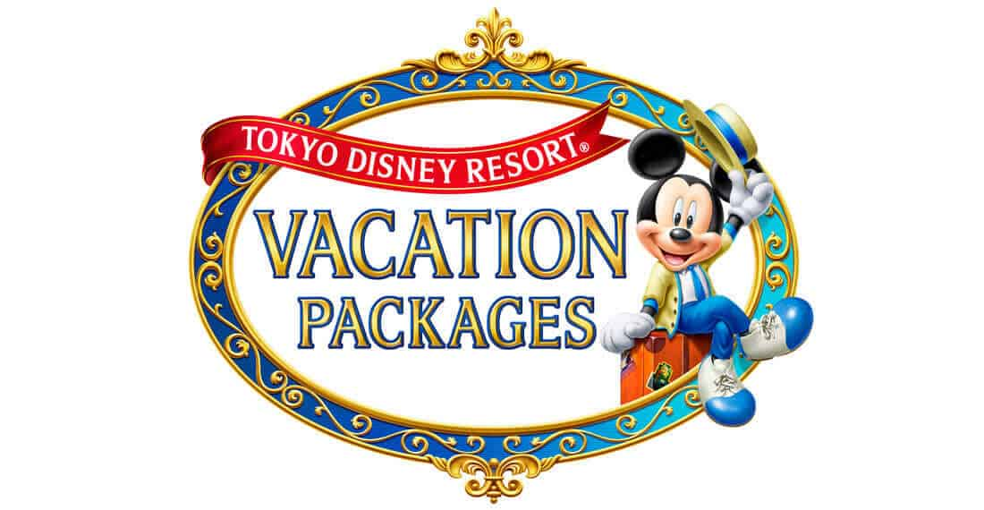TDR Vacation Package Logo