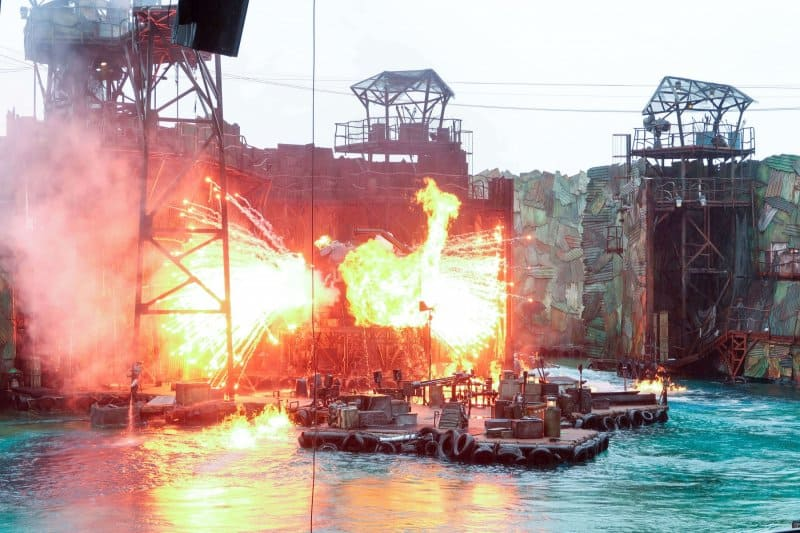 Universal Studios Japan Water World