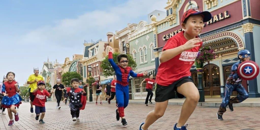 Registration Opens for Marvel 10k Weekend at Hong Kong Disneyland