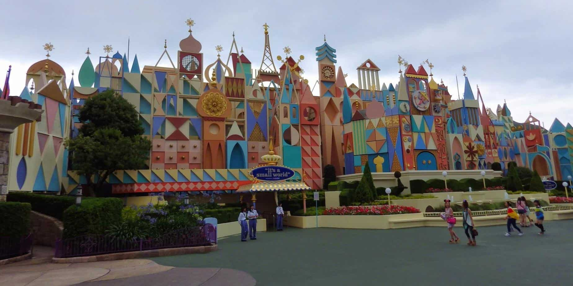 It's a Small World at TDL