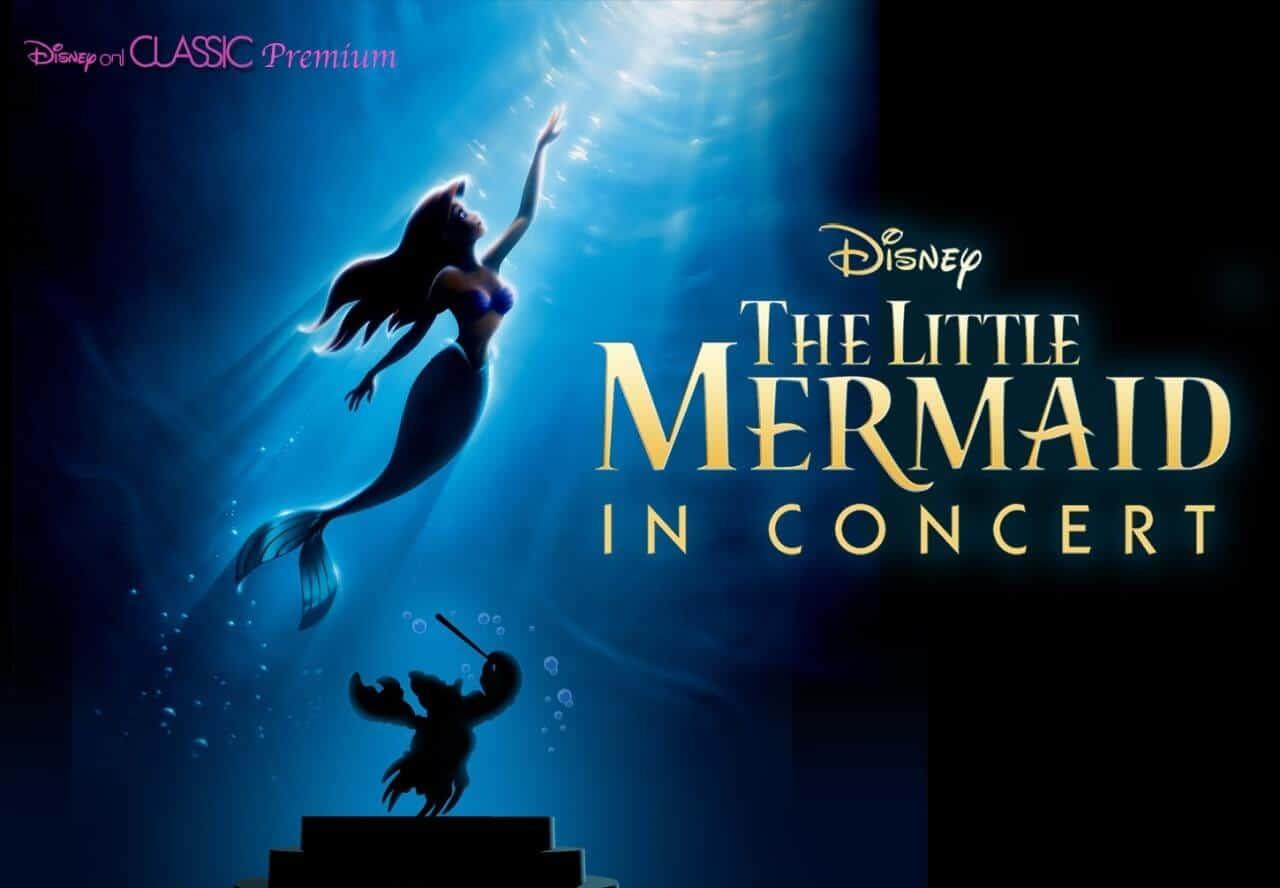 Little Mermaid in Concert