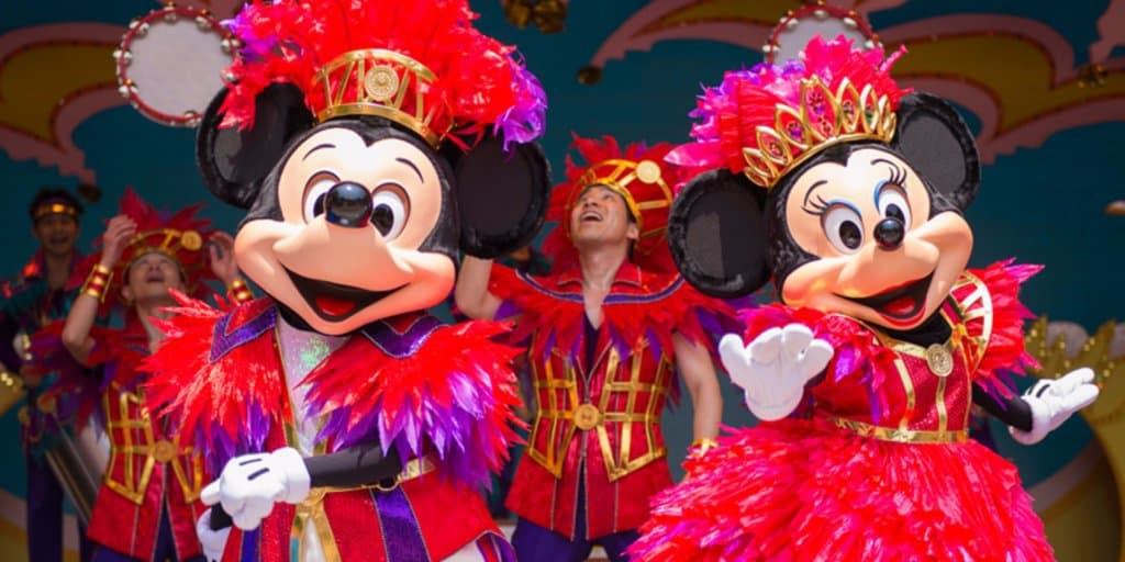 Minnie Oh! Minnie Closes March 2018 at Tokyo Disneyland