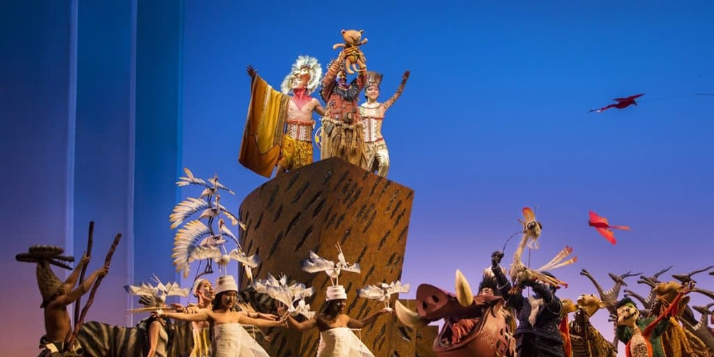 The Lion King Musical to Close at Shanghai Disneyland