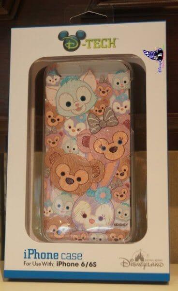 StellaLou, Gelatoni, Duffy, ShellieMay Tsum Tsum iPhone 6/6S Case HK $288 ($37USD)