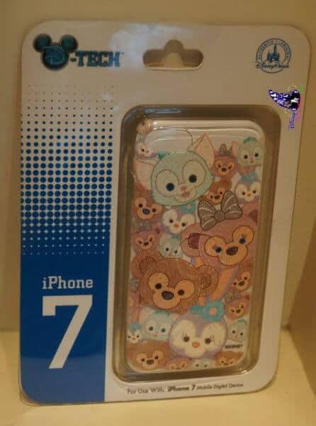 StellaLou, Gelatoni, Duffy, ShellieMay Tsum Tsum iPhone 7 Case HK $288 ($37USD)