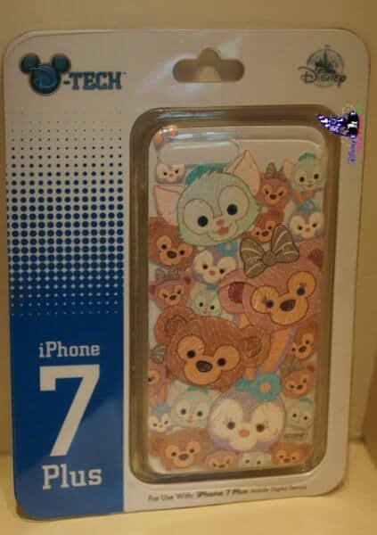 StellaLou, Gelatoni, Duffy, ShellieMay Tsum Tsum iPhone 7 Plus Case HK $288 ($37USD)