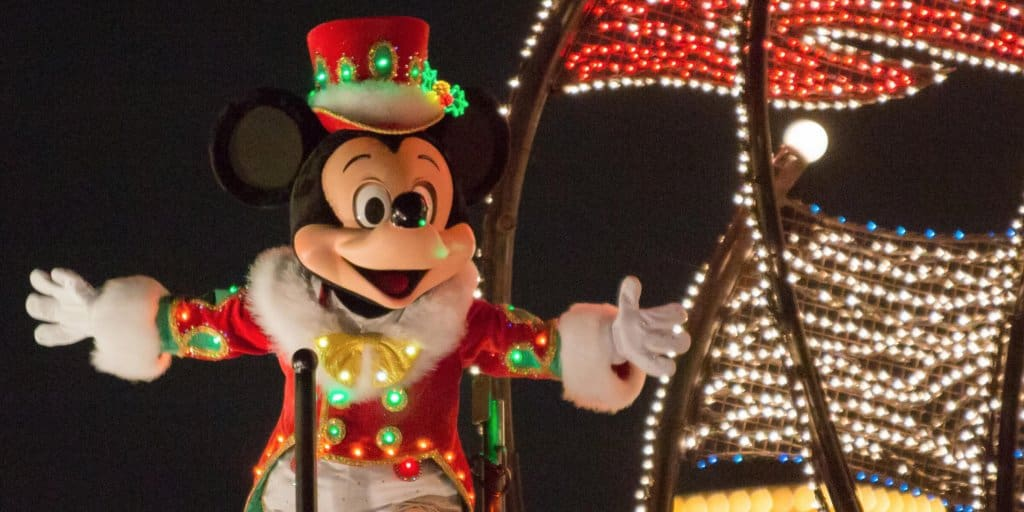 Christmas 2017 Details at Tokyo Disney Resort