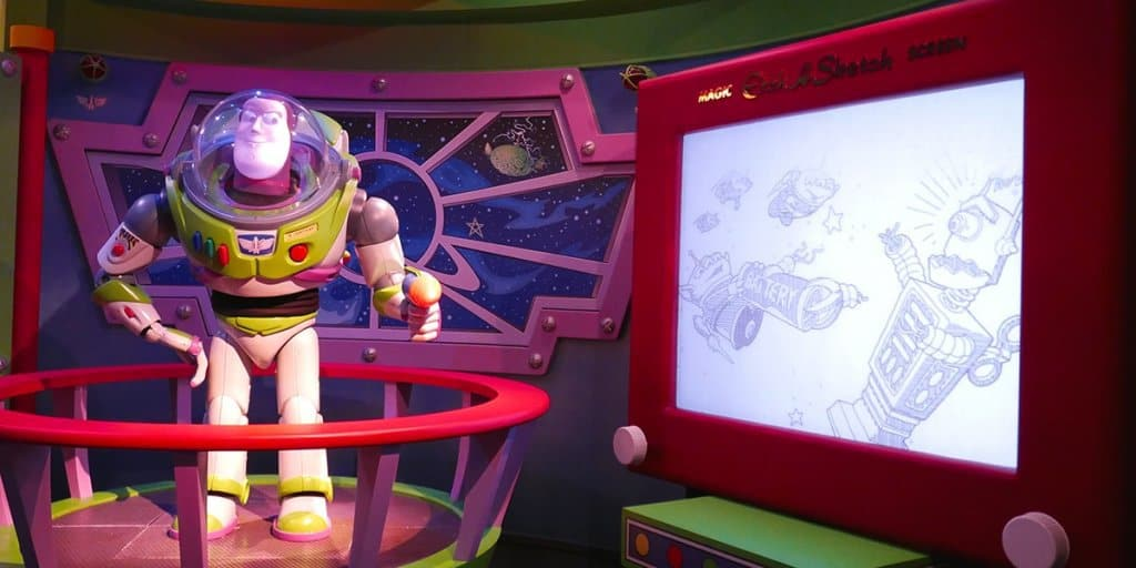 Buzz Lightyear Astro Blasters at Hong Kong Disneyland to Close at the End of August