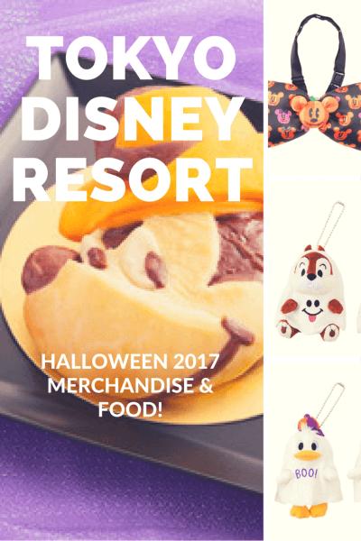 Merchandise Update Tokyo Disney Resort Halloween 2017 Pinterest