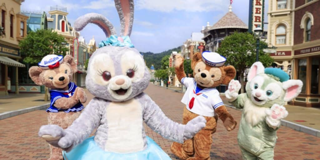StellaLou Meet and Greet Coming to Hong Kong Disneyland