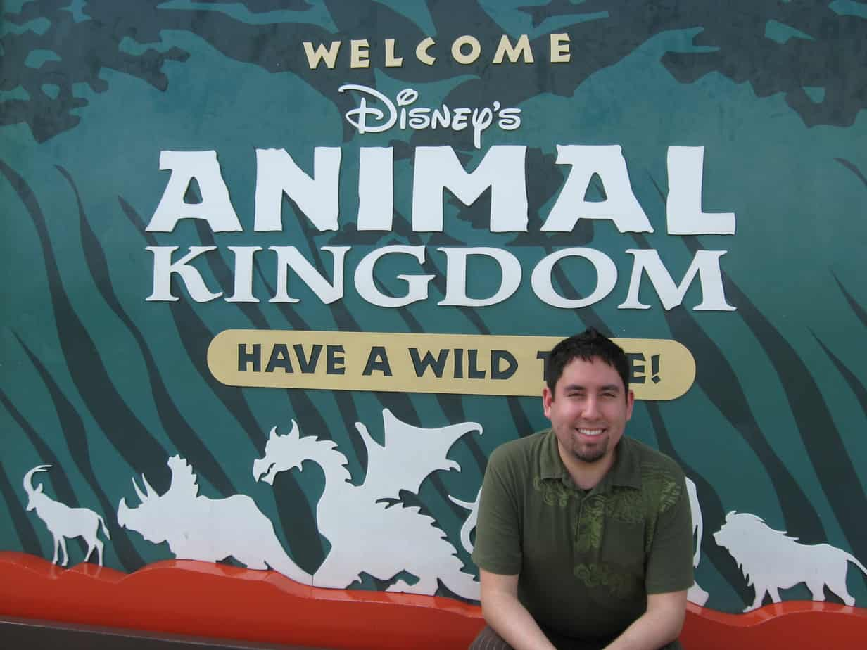 Walt Disney World – Day 1 – Animal Kingdom/Hollywood Studios