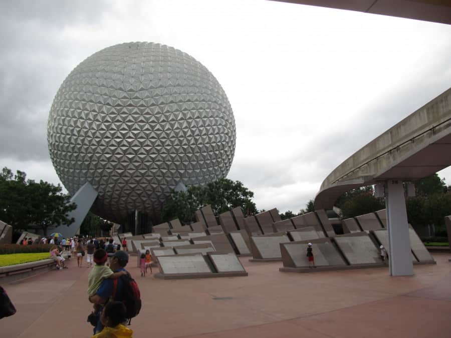 Walt Disney World Family Vacation (September 6th) – EPCOT & Hollywood Studios