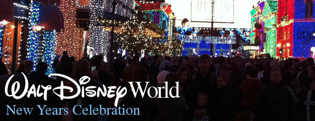 Chef Mickey's & Osborne Family Spectacle of Dancing Lights – 2012 New Years Celebration in Walt Disney World