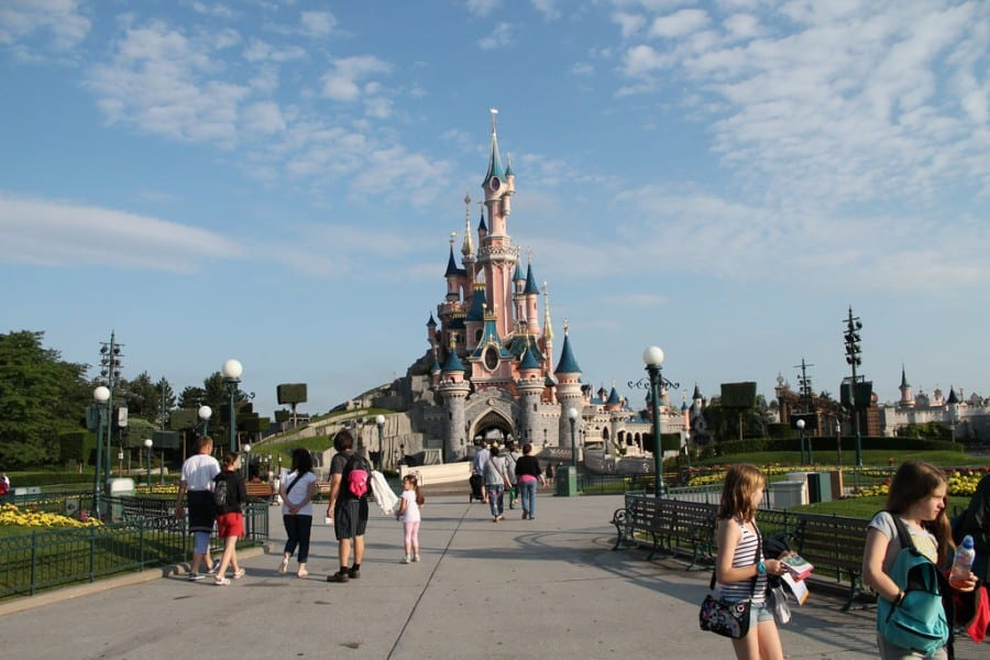 Disneyland Paris 20th Anniversary – Day Two (July 5th, 2012)