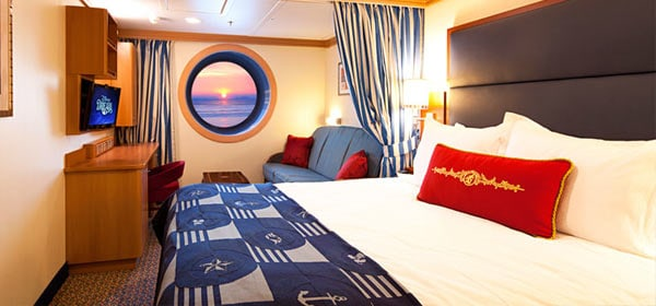 Planning Your Disney Cruise – Part 2: Cabins and Cost