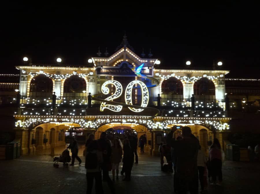 Disneyland Paris 20th Anniversary – Day Three (July 6th, 2012)