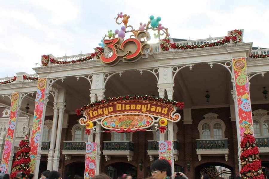 Tips for Visiting Tokyo Disney Resort During Christmas