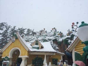 Toontown in a Winter Wonderland