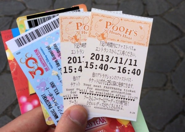 Grab FastPasses for Monster's Inc first, then if you're lucky you can get FastPasses for Pooh's Hunny Hunt too.