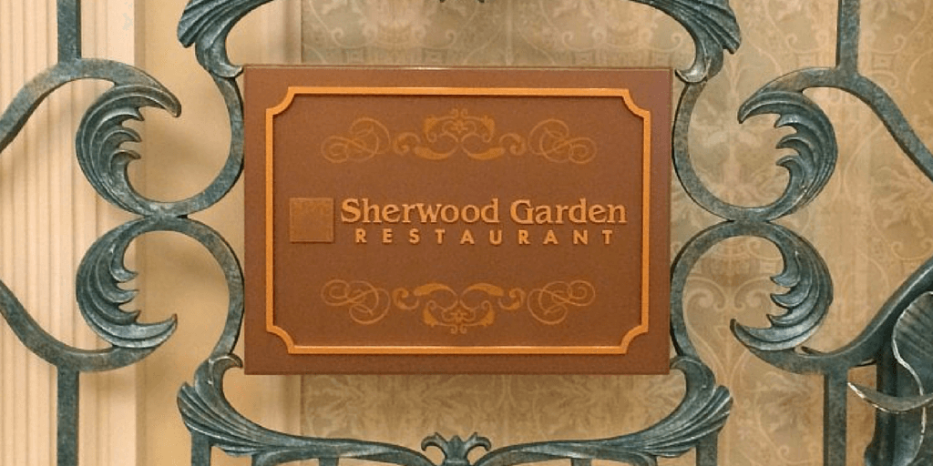 Sherwood Garden Buffet Review at Tokyo Disneyland Hotel