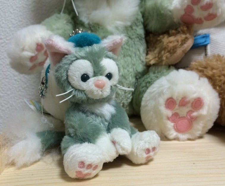 Win Gelatoni a Disney Duffy Friend Plush