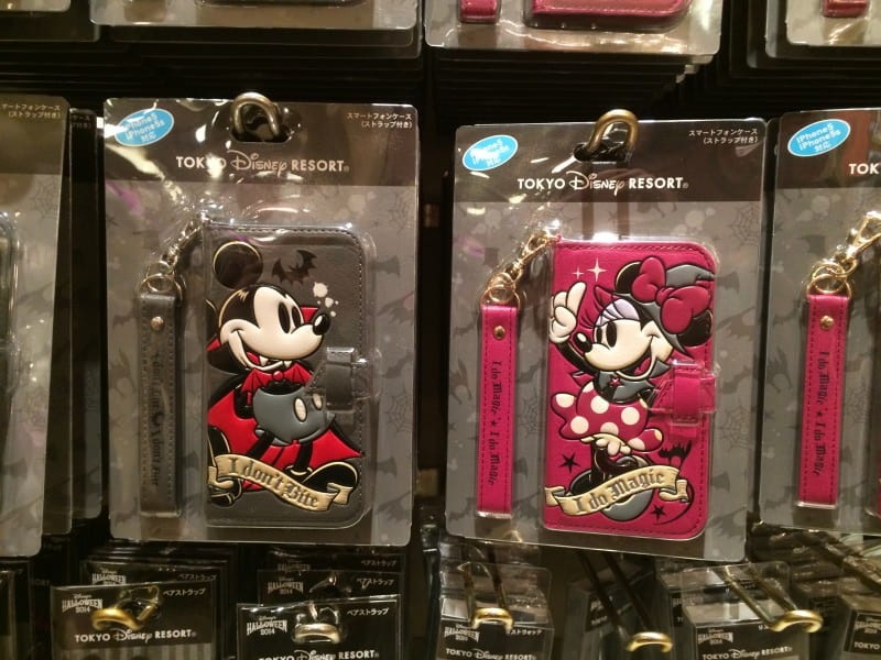 Mickey & Minnie Matching iPhone Cases