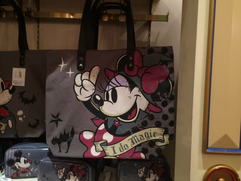 Minnie Mouse Witch Totebag