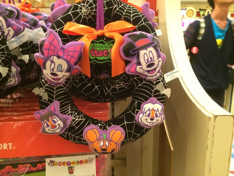 Funny Monsters Wreath