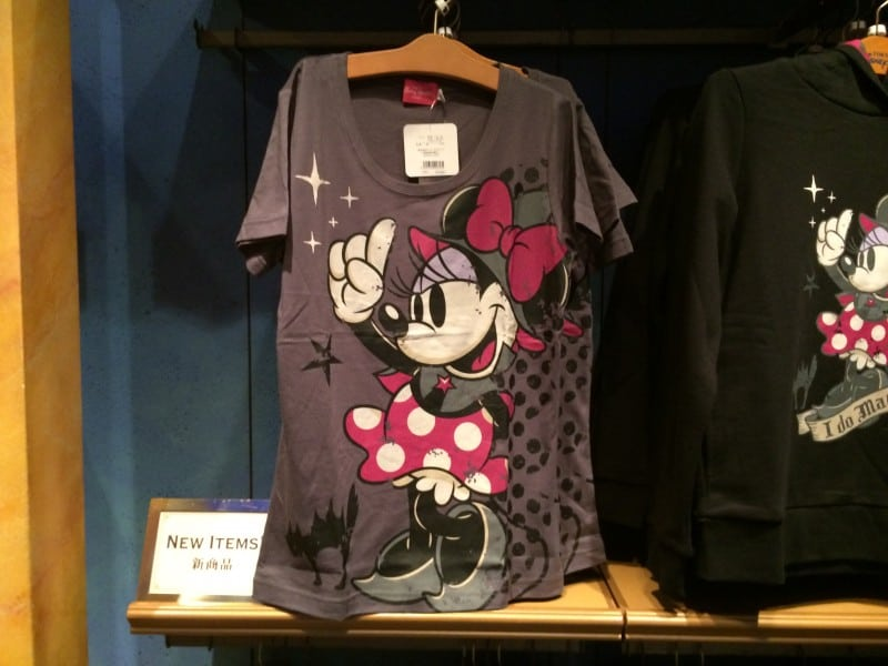 Minnie Mouse Witch T-Shirt
