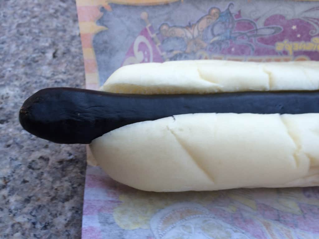 Black Sausage Hot Dog Review