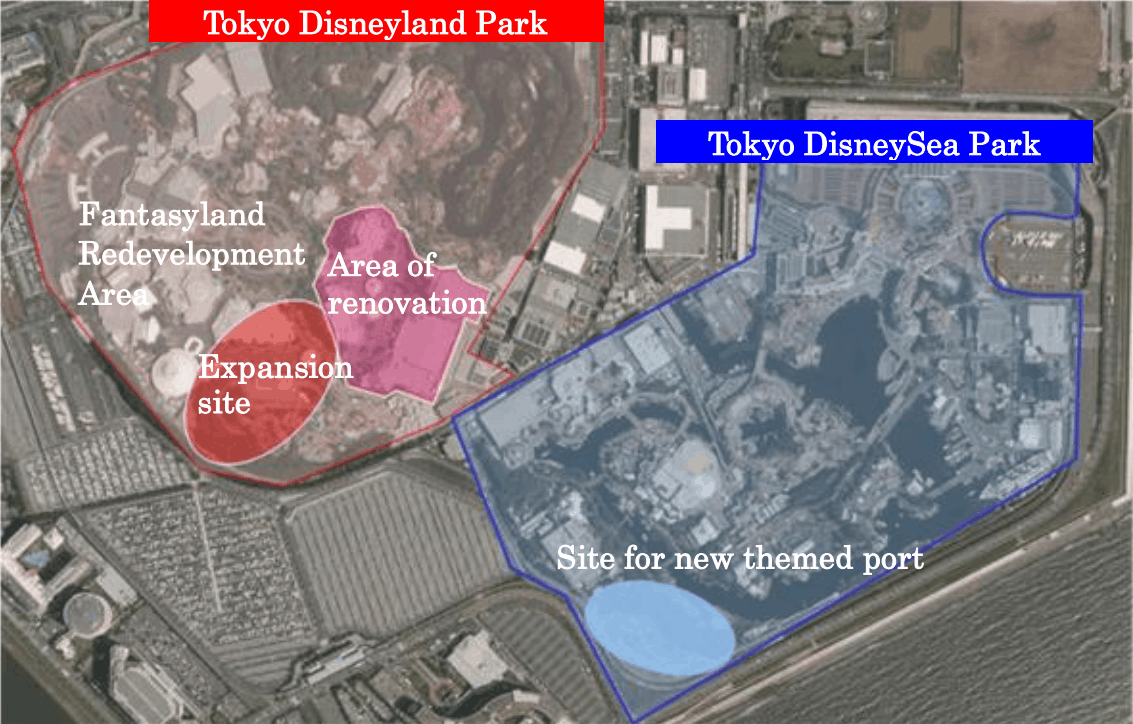 Tokyo disney resort expansions announced tdr explorer tokyo disney resort expansion sciox Image collections