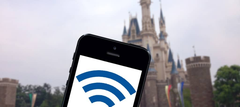 Staying Connected at Tokyo Disney Resort