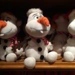 Olaf Plush Christmas Fantasy 2014