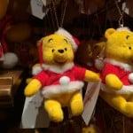 Christmas Fantasy 2014 Winnie the Pooh Plush