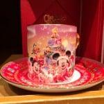 Tea Cup and Plate Christmas Fantasy 2014