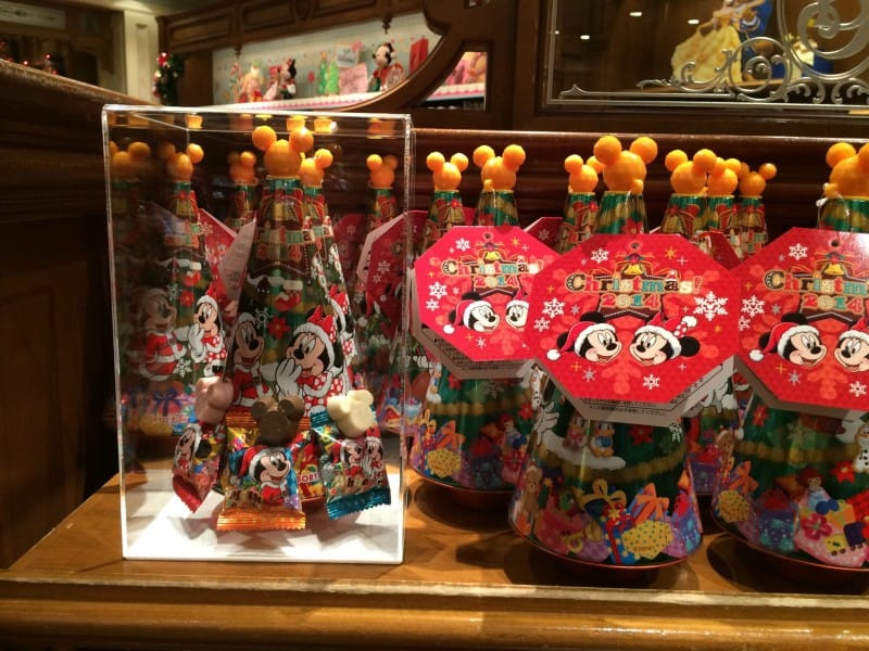 Mickey Chocolates Christmas Omiyage Gifts 2014