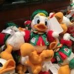 Christmas Fantasy 2014 Donald Plush