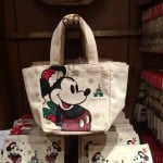Mickey Totebag Christmas Fantasy 2014