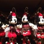 Mickey and Minnie Christmas Fantasy 2014 Alternate Plush