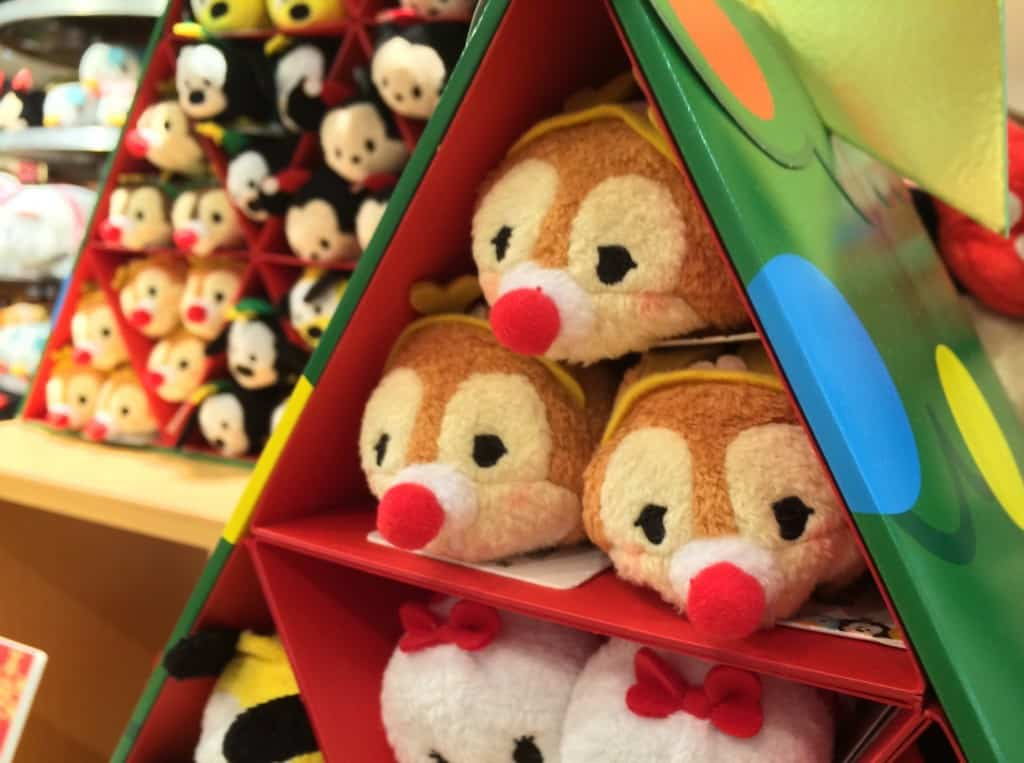 Christmas Tsum Tsum Now Available | TDR Explorer