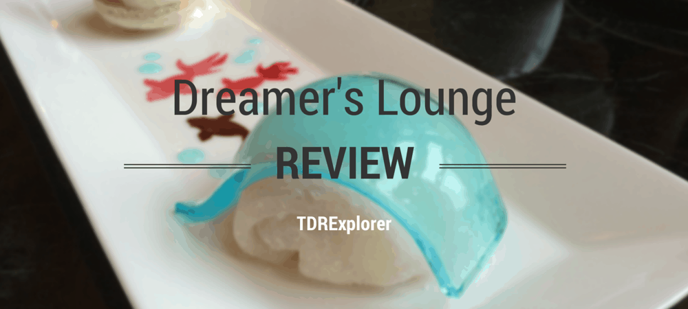 Dreamer's Lounge at Tokyo Disneyland Hotel Review