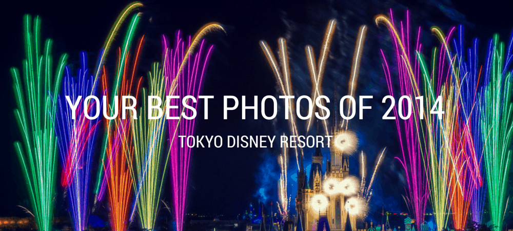 16 of Your Best Photos of 2014 at Tokyo Disney Resort