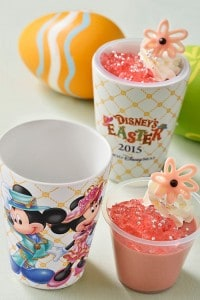 Berry Mousse Disney's Easter 2015 Tokyo Disney Resort