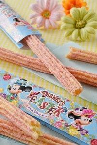 Churros Disney's Easter 2015 Tokyo DisneySea
