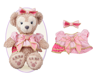 Disneys Easter Shellie May Costume Set
