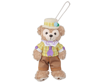 Duffy Stuffed Badge