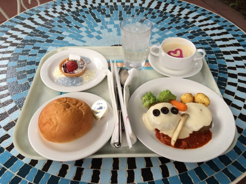 Frozen Fantasy Special Set Plaza Pavilion Full Meal Again