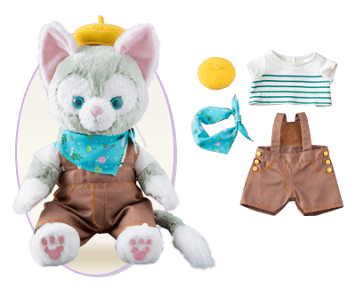 Gelatoni Costume Set
