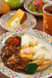 Grandma Sara's Kitchen Set Disneys Easter 2015 Tokyo Disneyland