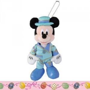 Mickey Stuffed Badge